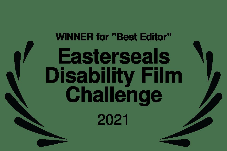 EasterSeals Disability Film Challenge Laurels