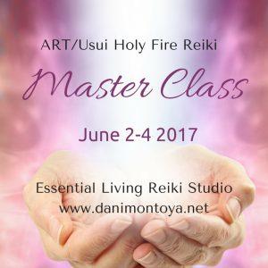 Holy Fire Reiki Master Class