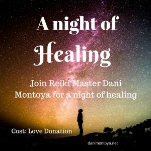 A night of Healing