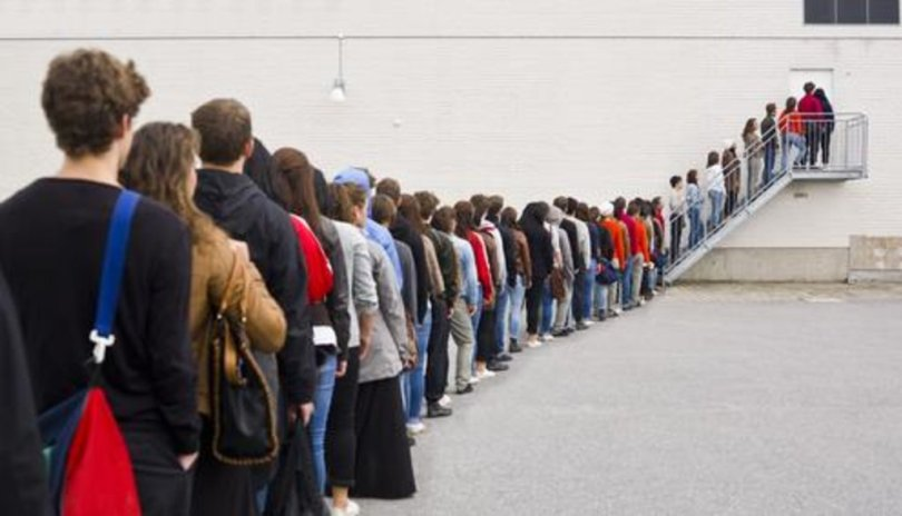 estamos na fila