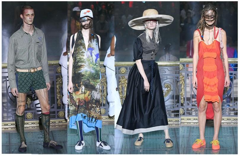Melissa Brighton Sneaker + Vivienne Westwood