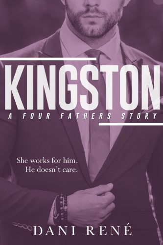 Book Cover: Kingston