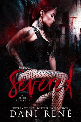 Severed (A Dark Romance) – Cover Reveal