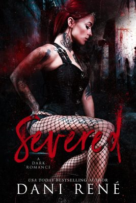Book Cover: Severed