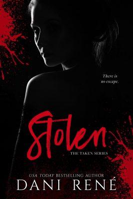 Book Cover: Stolen