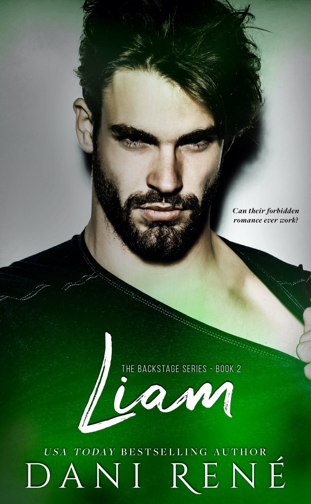Book Cover: Liam