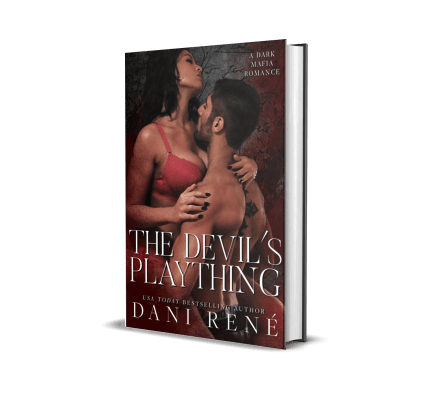 Book Cover: The Devil's Plaything - Hardcover