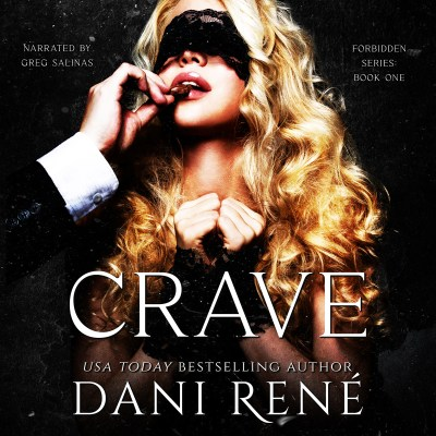 Book Cover: Crave