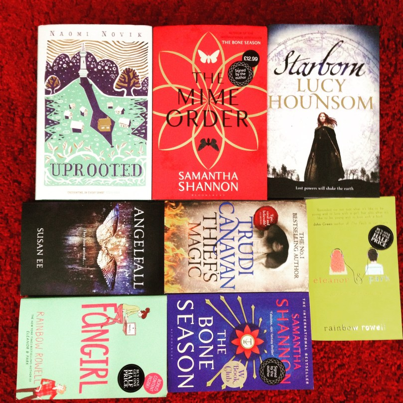 Book Haul May 2015