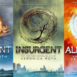 Review: The Divergent trilogy by Veronica Roth