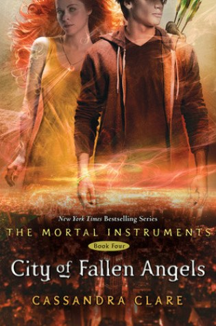 Audiobook Review: City of Fallen Angels by Cassandra Clare