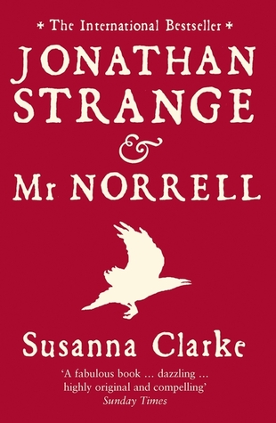 Jonathan Strange Mr Norrell cover