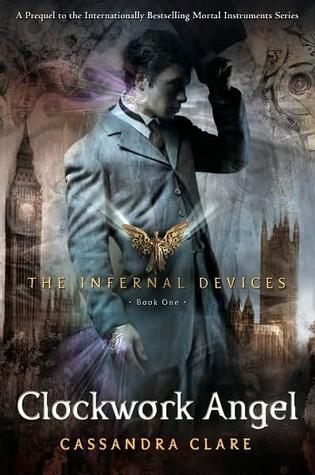 Audiobook Review: Clockwork Prince by Cassandra Clare