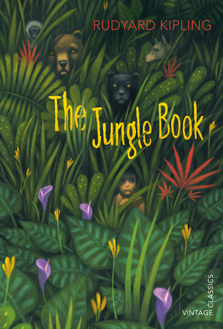 The Jungle Book cover