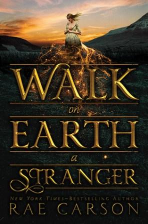 Walk on Earth a Stranger cover