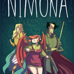 Snap Review: Nimona by Noelle Stevenson