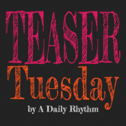 Teaser Tuesday No.19: Nameless