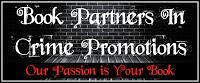 Book Partners in Crime Promotions button