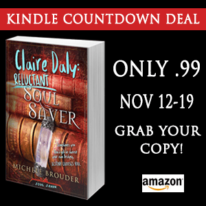 Claire Daly Kindle Deal