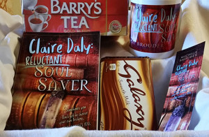 Claire Daly giveaway