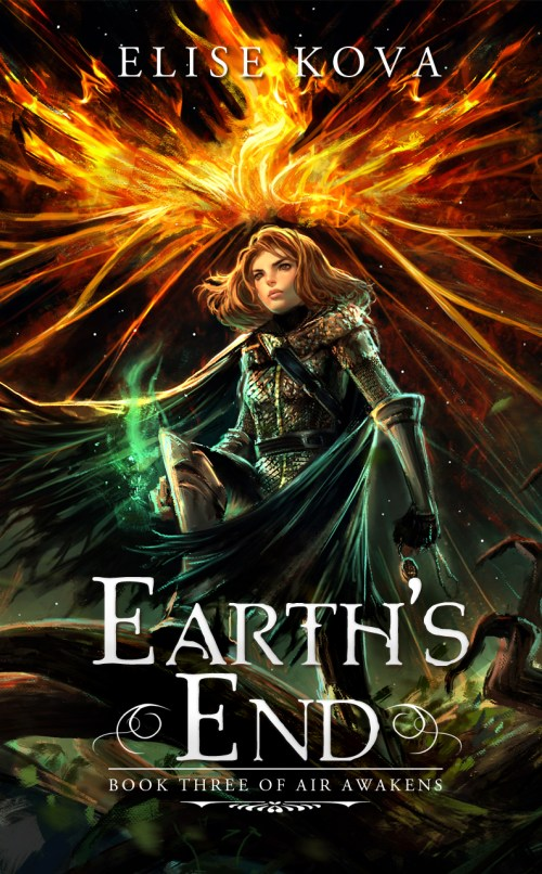 Earths End cover