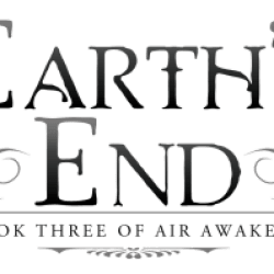 Earth's End (Air Awakens #3) Cover Reveal!