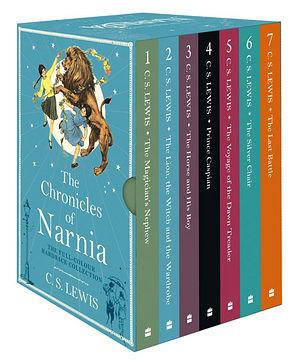Chronicles of Narnia boxset