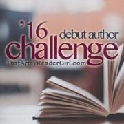 Debut Author Challenge 2016