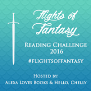Flights of Fantasy Reading Challenge 2016