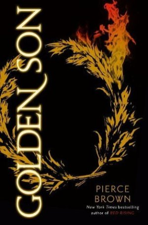 Golden Son cover