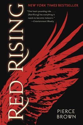 Red Rising cover