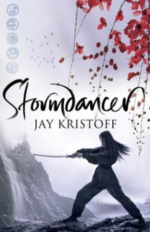 Stormdancer cover