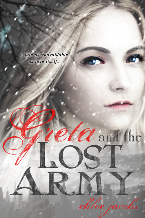 Greta and the Lost Army cover