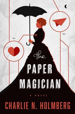 Paper Magician cover