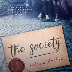 Cover Reveal: The Society by Jodie Andrefski