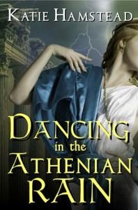 Dancing in the Athenian Rain cover