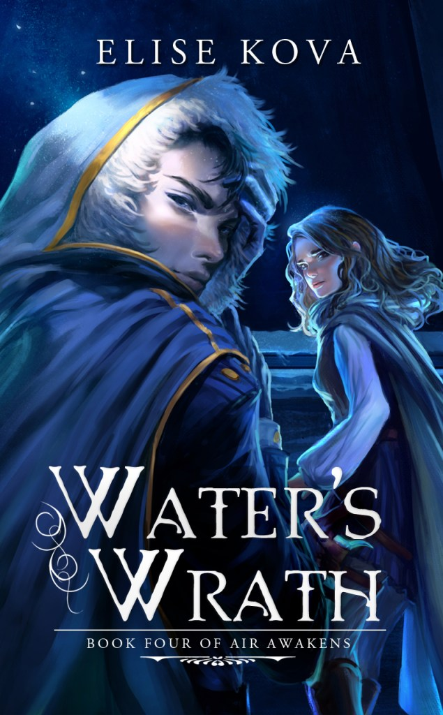 Water's Wrath cover
