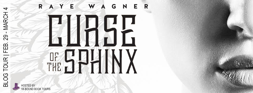 Spotlight: Curse of the Sphinx by Raye Wagner