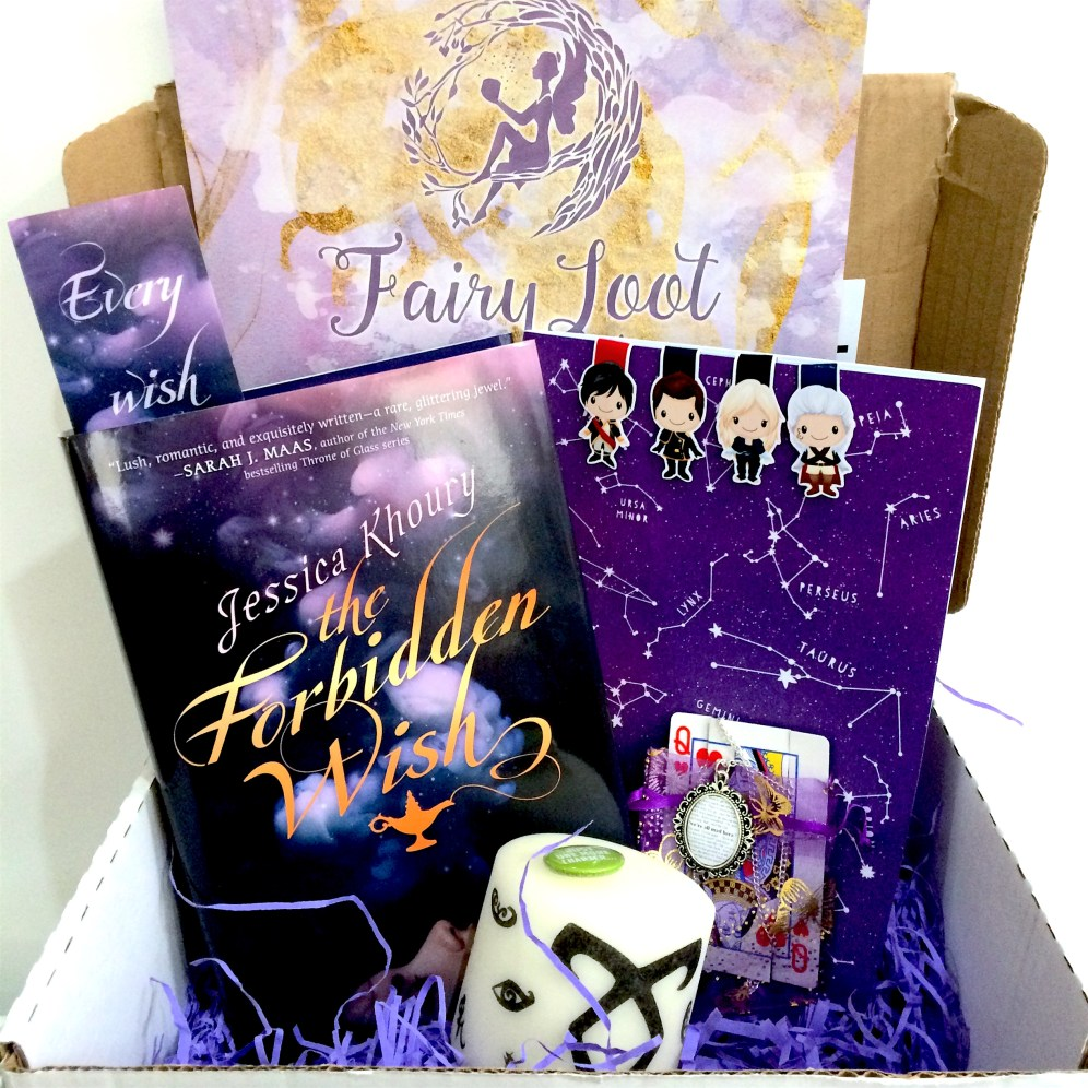 FairyLoot 1 Dani Reviews Things
