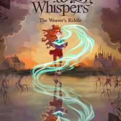 #CoverLove: Mist & Whispers by C.M. Lucas