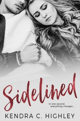#BookReview: Sidelined by Kendra C. Highley