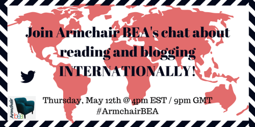 Armchair BEA International Twitter chat