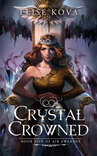 Crystal Crowned cover