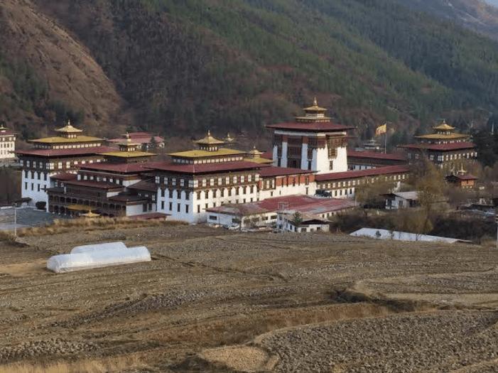 Julia Ember travel photos - Bhutan