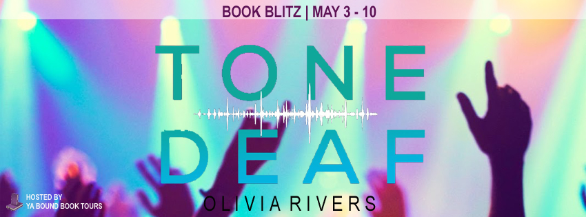 Happy #BookBirthday to Tone Deaf by Olivia Rivers!