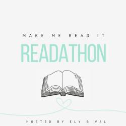 #MakeMeRead It Readathon 2016!