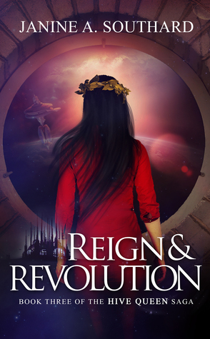 An #interview with Janine A. Southard, author of the Hive Queen Saga