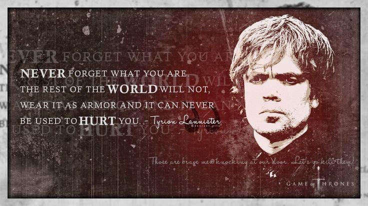 Tyrion armour