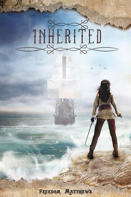 A Very Happy #BookBirthday to INHERITED by Freedom Matthews
