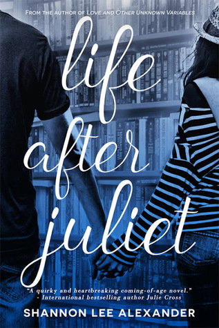 #BookReview: LIFE AFTER JULIET by Shannon Lee Alexander